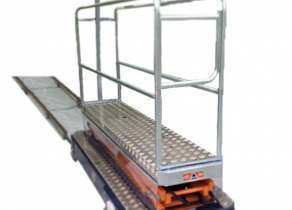 Lifting Platforms With Load Elevators1