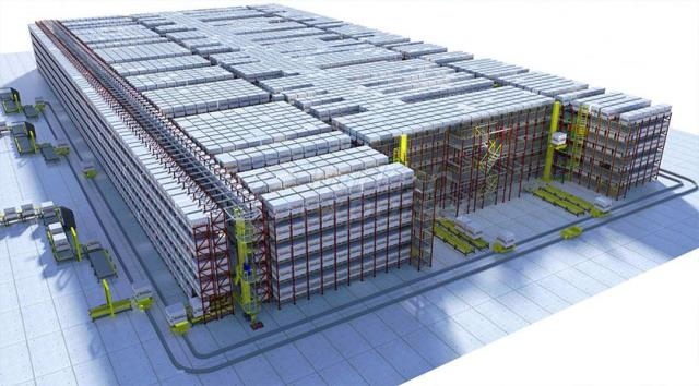 Automated Storage Systems