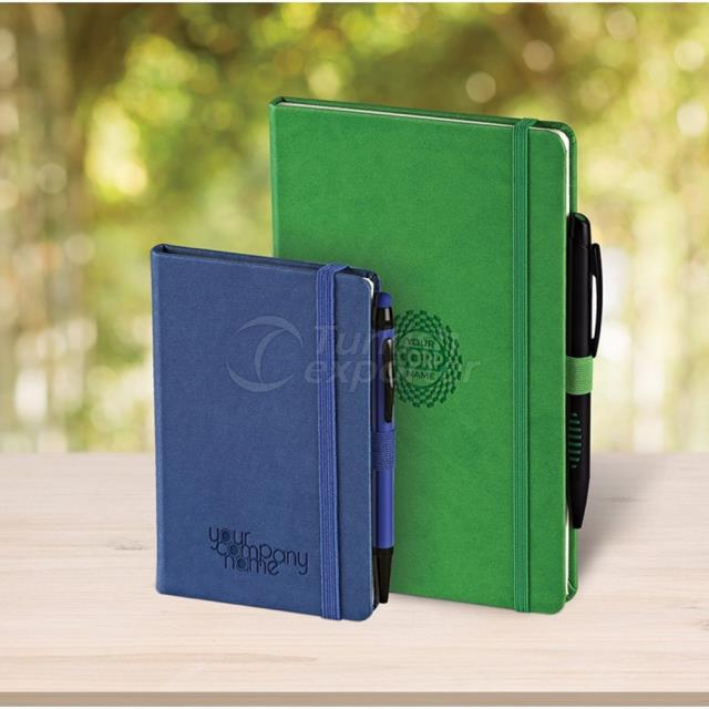 Kizilcik 13x21 Notebook