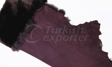 Agneau de cuir