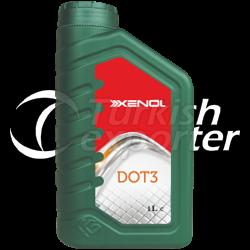 Mix Brake Fluid Dot3 Automotive Oils