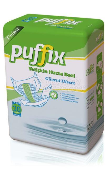 PUFFIX حفاظة مريض 30 عدد
