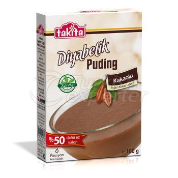 Takita Diabetic Pudding (Cacao)