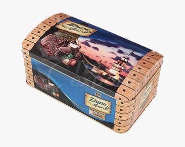 Elif Ziyne Jewerly Tin Box