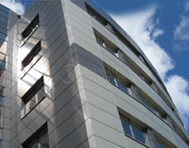 Aluminum Composite Panel Facade Systems