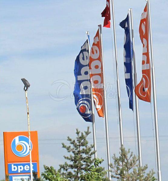Flagpole Flag