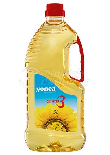 Vegetable Oil Omega 3