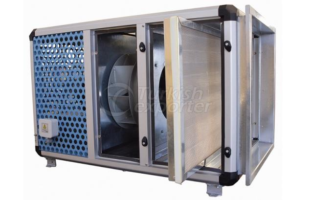 VMH EC Kitchen Exhaust Fans with Casing