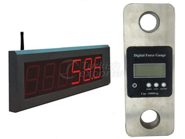 External Display Dynamometer
