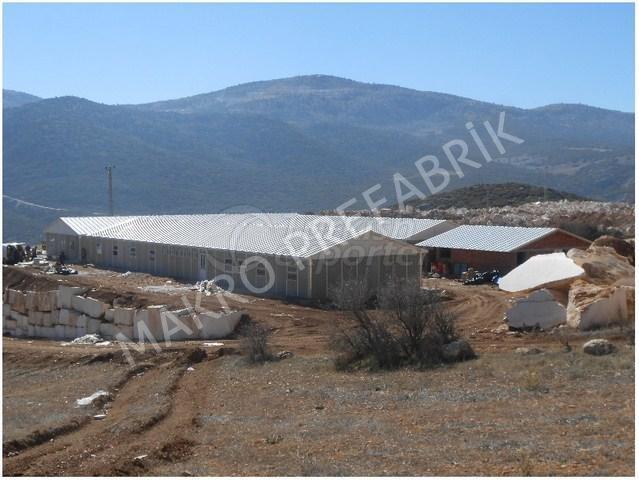 Prefabricated Dorms