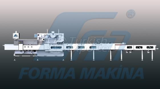 Horizontal Flowpack Ya-300