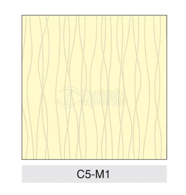 Aplicaciones de techo suspendido C5-M1