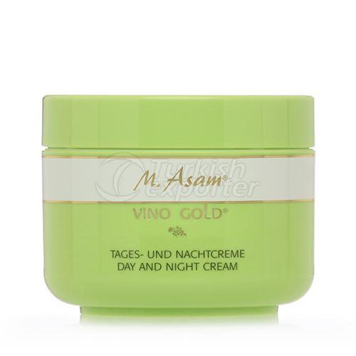 VINO GOLD DAY AND NIGHT CREAM