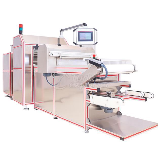 Máquina laminadora de masa