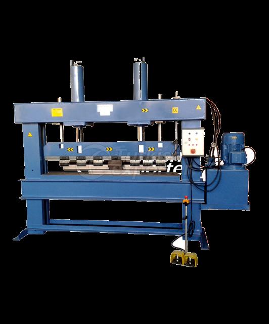 160 Ton Hydraulic Bending Press
