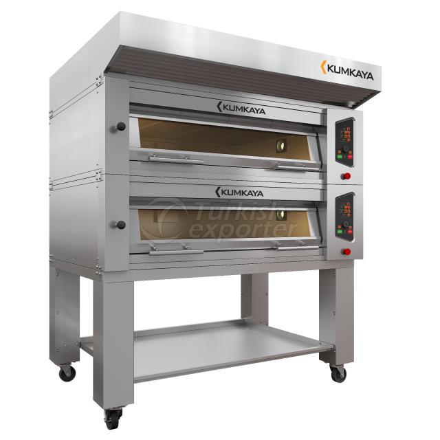 Modular Deck Ovens  EF120*80 - 60*50