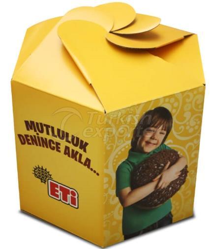 Embalaje de caja