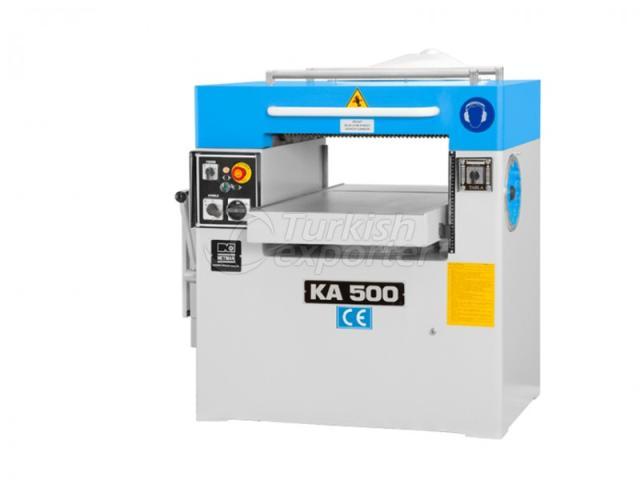 Thickness Planing Machine KA 500