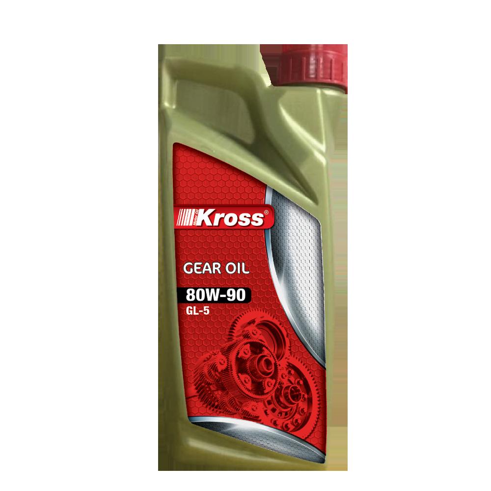 Gear Oil - Kross - 80W 90 GL5