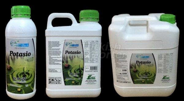 GreenTech Potasio-Potassium Solution