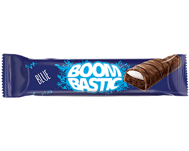 Boombastic Blue