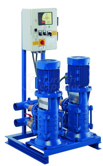 Cast Water Pump