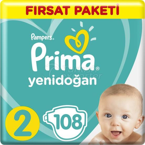 PRIMA PAMPER ACTIVE BABY CHANSE PAC