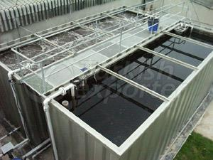 Concrete Waste Water Treatment Systems