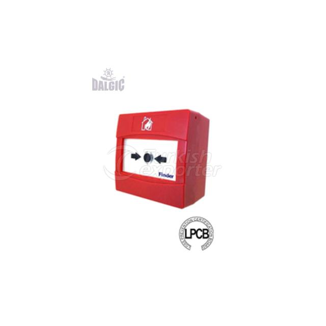 FF VB100-FIO - Conventional Fire Alarm Button