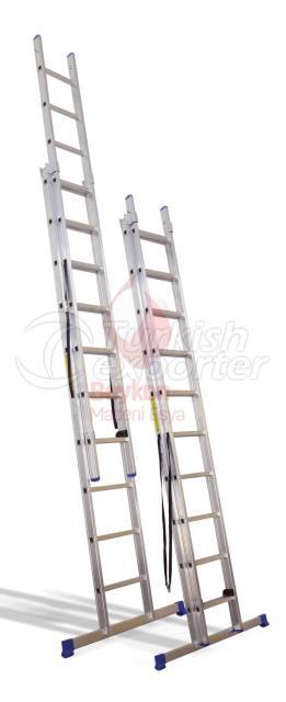 Escalera corredera industrial IA 230
