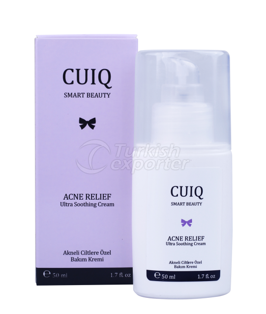 Acne Relief Ultra Soothing Cream