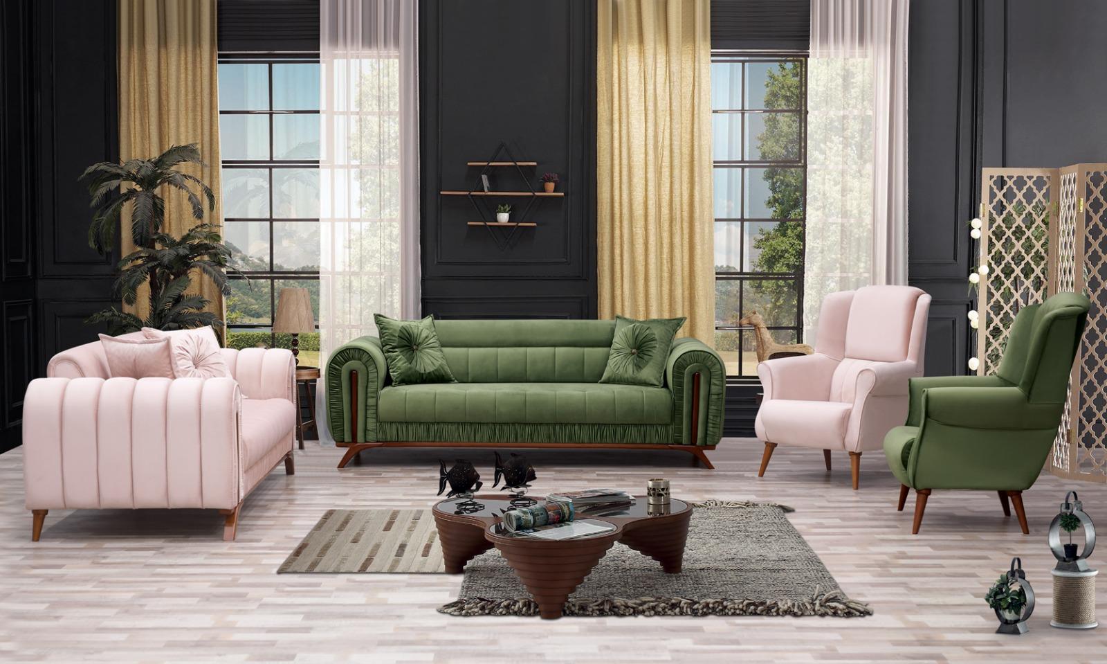 living room suit