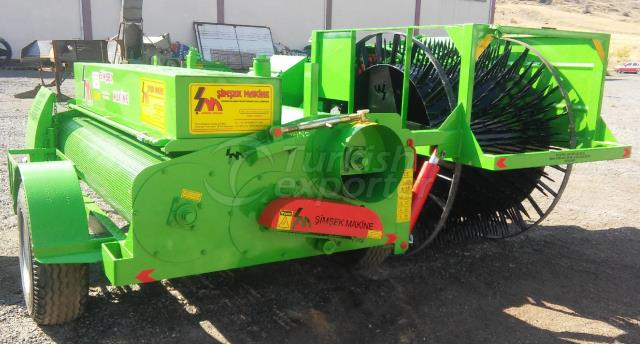 TR2500 Automatic Seed Harvester