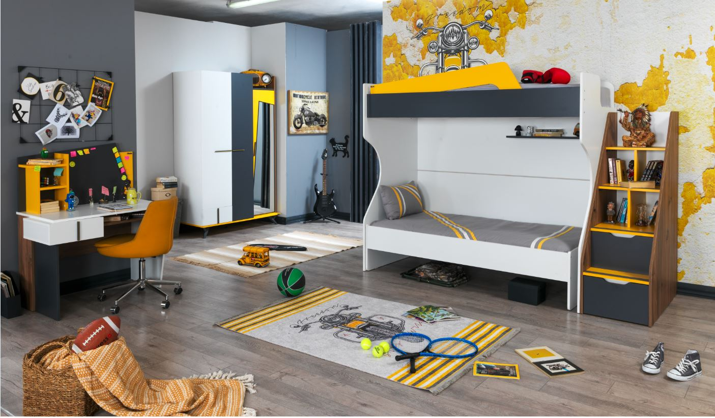 HALLEY COMPACT YOUNG ROOM
