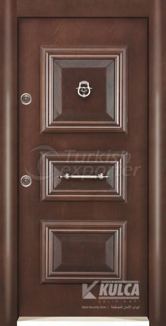Z-9048 (Exclusive Steel Door)