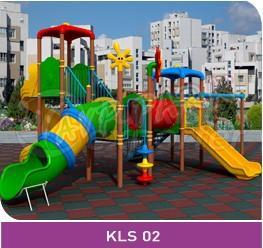 Playground Equipments KLS02
