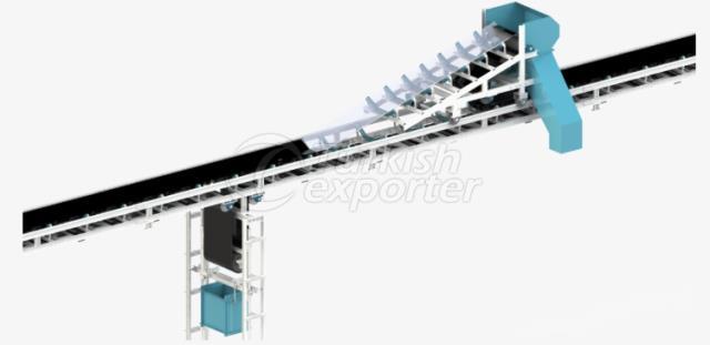 Tripper Belt Conveyor