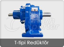 T Type Reducers Hidesan HT