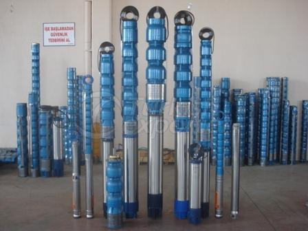 submersible pumps and motor