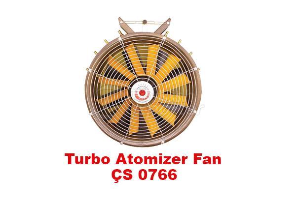 Turbo Atomizer Fan