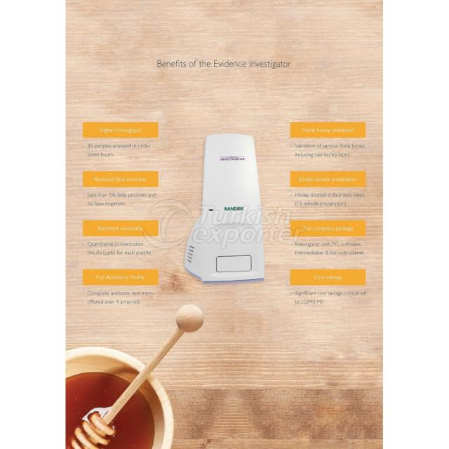 Honey Diagnostic Products