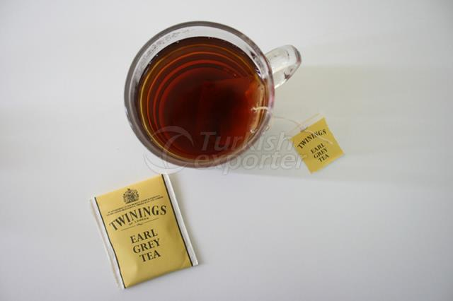 Envelope de saquinho de chá
