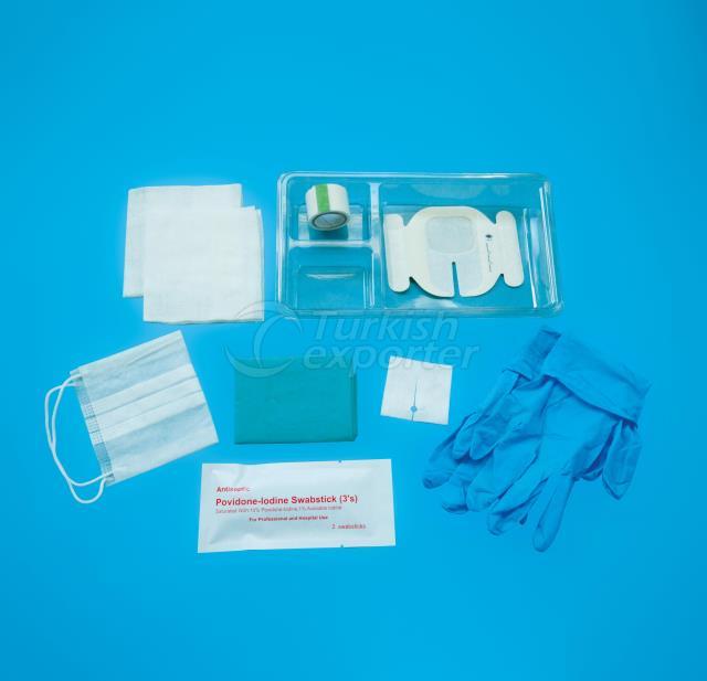 Central Venous Catheter-CVC-Dressi.