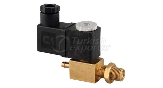 Solenoid and  Pulse Valves -Solenoid Valves S1060