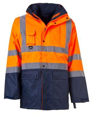 High Visibility Products - Coat