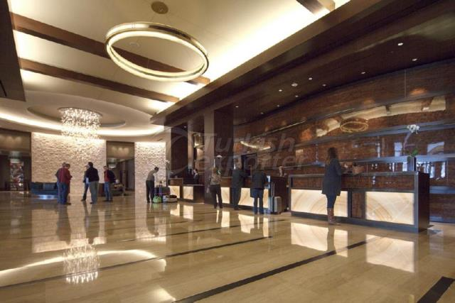 Hotel Concept-Reception and Lobby Furniture