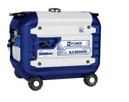 Portable Generators KJI3600SE