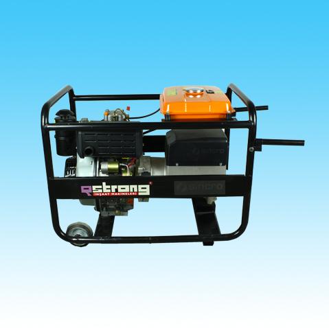 Diesel Generator QSTD EK-SINCRO ALTERNATOR