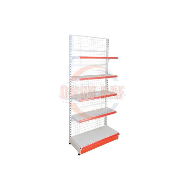Wire Panel Wall Unit