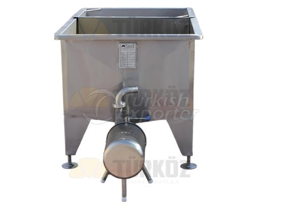 Milk Reception Tank